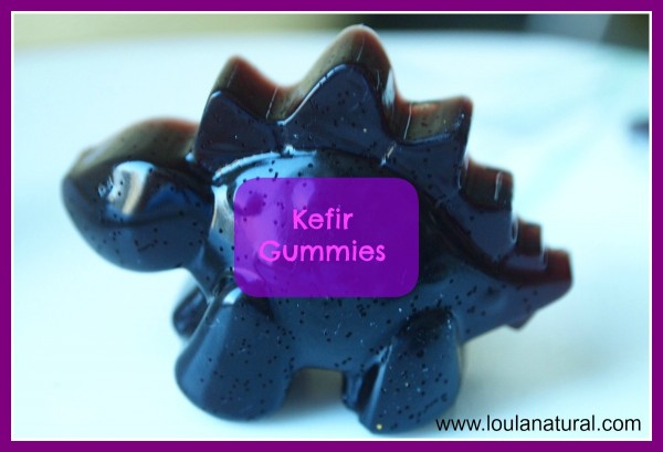 Kefir Gummies Loula Natural