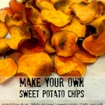 Make Your Own Sweet Potato Chips- Healthy Living How To