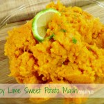 Spicy Lime Sweet Potato Mash- Popular Paleo