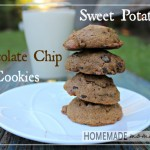 Sweet Potato Chocolate Chip Cookies Homemade Mommy