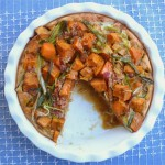 Sweet Potato Quiche-Grok Grub