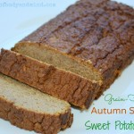 Autumn Spiced Sweet Potato Bread-Soundness of Body and Mind