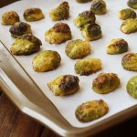 Roasted Brussel Sprouts- Low Carb One Day