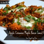 Sweet Potato Hash- Stupid easy paleo