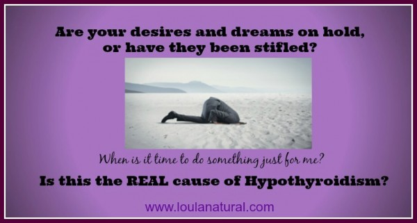 Is this the real cause of hypothyroidism? Loula Natural fb