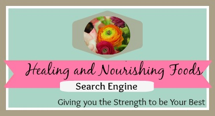 Header for healing and nourishing search engine Loula Natural