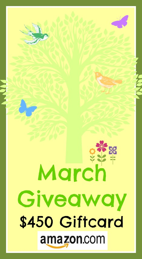 march giveaway Loula natural