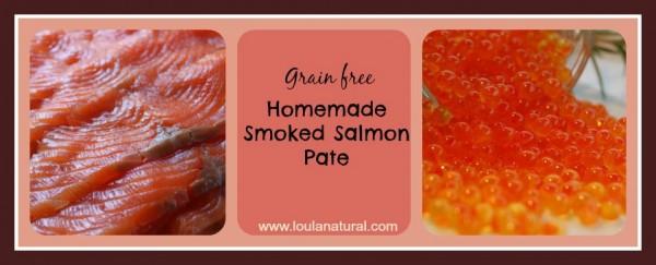 smoked salmon pate