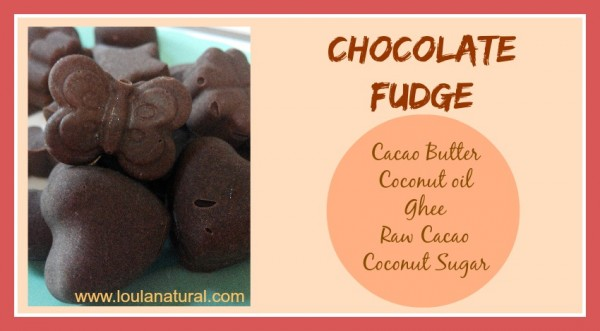Chocolate Fudge Loula Natural fb