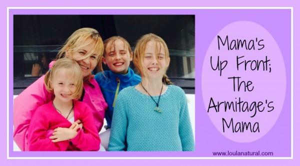 Mama Upfront Armitage's Mama Loula Natural 1