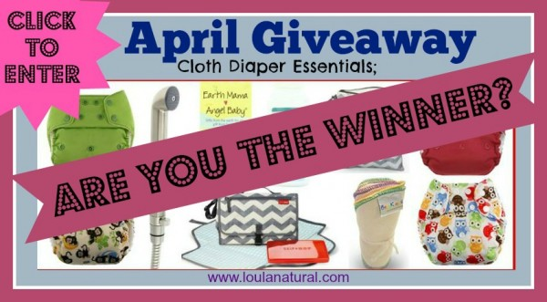 april giveaway loula natural2 winner