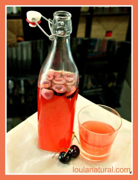 Cherry-and-Vanilla-Water-Kefir-in-the-popped-bottle-Loula-Natural