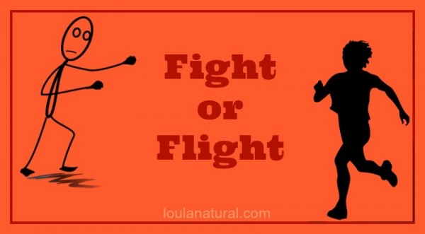 Fight or Flight Loula Natural