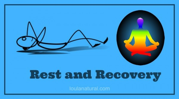 Rest and Recovery Loula Natural
