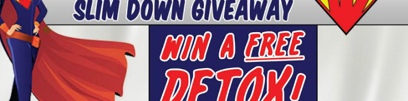 Superwoman Slimdown Giveaway for January