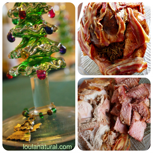 Turkey Ham for Christmas Loula Natural