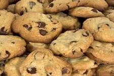 Best friends chocolate chip cookies