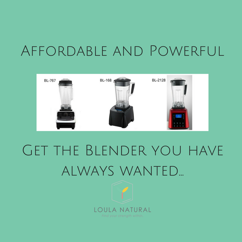 Commercial High Speed Blenders