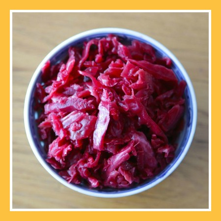 How to ferment; Beetroot and Ginger Sauerkraut